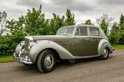 Lot 16 - 1951 Bentley MKVI