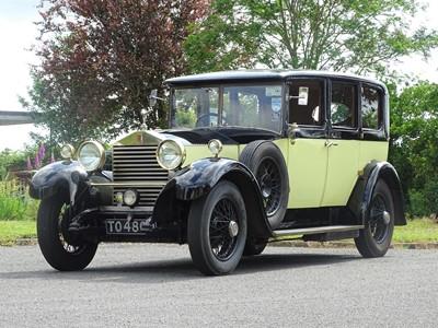 Lot 1926 Rolls-Royce 20hp Saloon