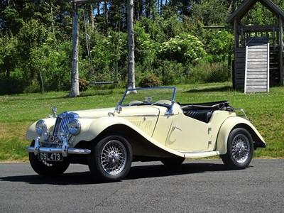 Lot 1953 MG TF
