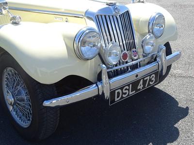 Lot 116 - 1953 MG TF