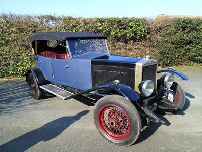 Lot 1928 Morris Six Tourer