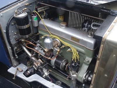 Lot 107 - 1928 Morris Six Tourer