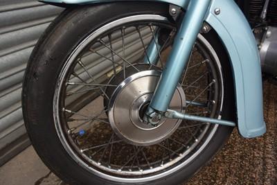 Lot 1964 Triumph 21 3TA