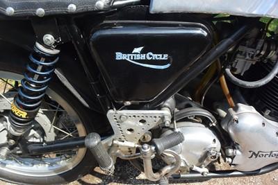 Lot c1971 Norton Commando