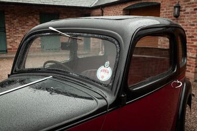 Lot 1954 Ford Popular