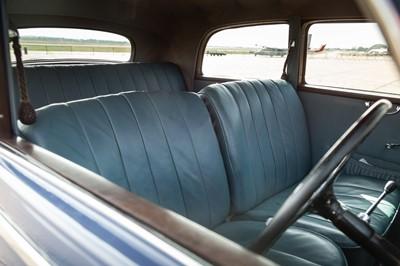 Lot 42 - 1954 Mercedes-Benz 220 Saloon