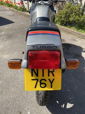 Lot 1983 Suzuki XN 85 Turbo