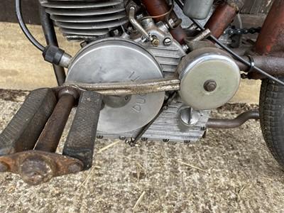 Lot 1955 Ducati Britax Cucciolo