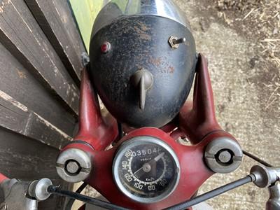 Lot 225 - 1955 Moto Morini