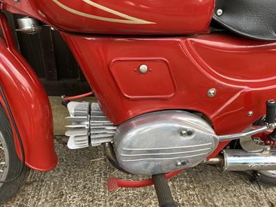 Lot 206 - 1959 Moto Guzzi Zigolo