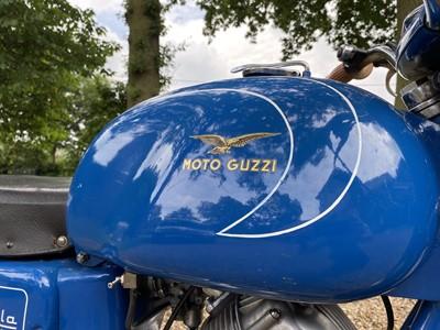 Lot 1960 Moto Guzzi Lodola