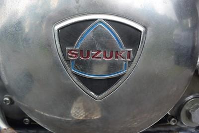 Lot 1975 Suzuki RE5