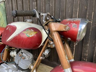 Lot 237 - 1962 Ducati GS