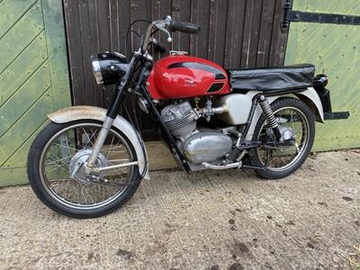 Lot 239 - 1968 Moto Guzzi Stornello