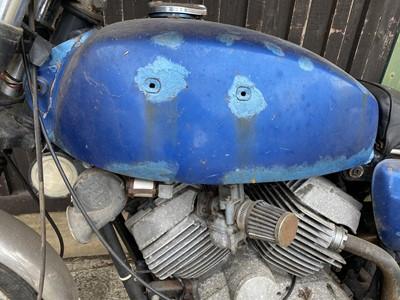 Lot 228 - 1976 Moto Morini 3.5