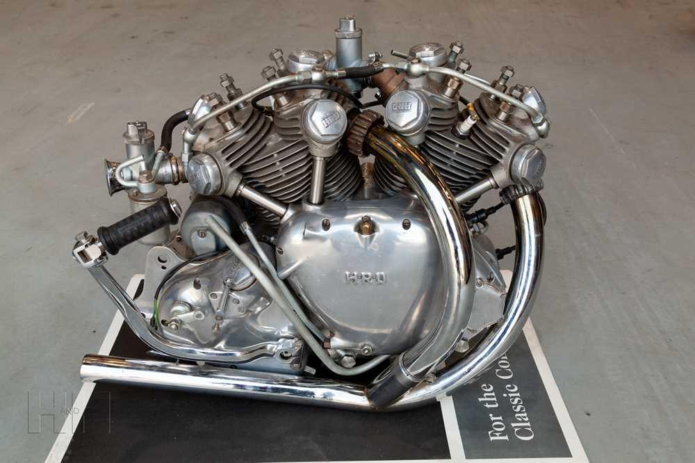 Lot 1949 Vincent Rapide