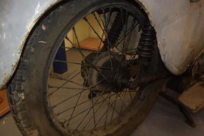 Lot 1950 LE Velocette 150