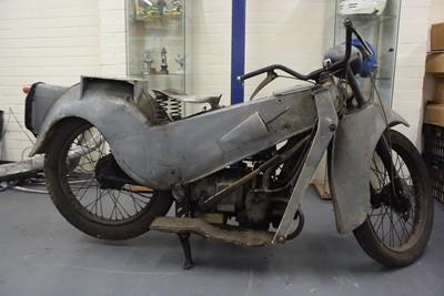 Lot 238 - 1950 LE Velocette 150