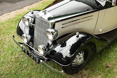 Lot 310 - 1936 Vauxhall DX 14/6 Saloon