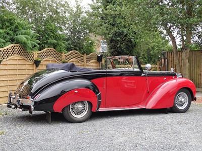 Lot 85 - 1953 Alvis TA21 Drophead Coupe