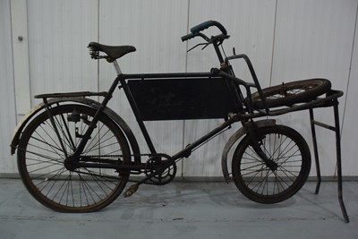 Lot 200. - Pashley Trade / Carrier Cycle