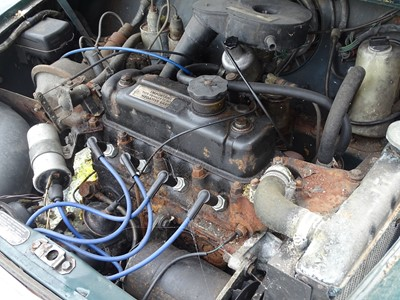 Lot 300 - 1972 Austin Mini 1000