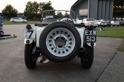 Lot 74 - 1938 Vauxhall 12hp Supercharged Trials Special