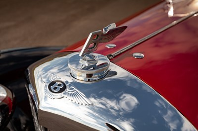 Lot 65 - 1939 Bentley 4.25 Litre Vanden Plas-style Tourer