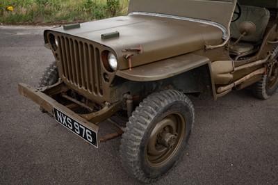 Lot 63 - 1943 Ford GPW Jeep