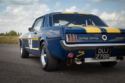 Lot 64 - 1964 Ford Mustang Notchback Race/Rally car