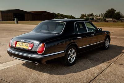 Lot 73 - 1999 Bentley Arnage
