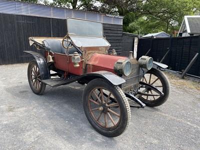Lot 1909 Hupmobile Model 20 Runabout
