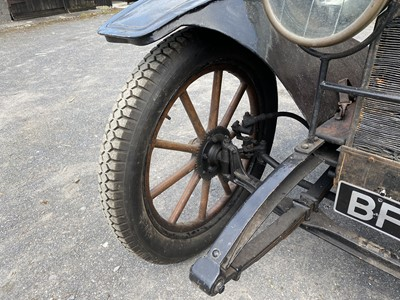 Lot 303 - 1909 Hupmobile Model 20 Runabout