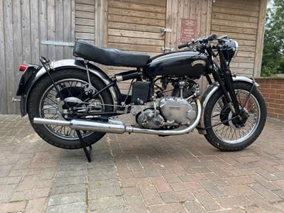 Lot 227 - 1950 Vincent Comet