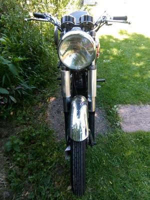 Lot 217 - 1953 BSA BB32 Goldstar