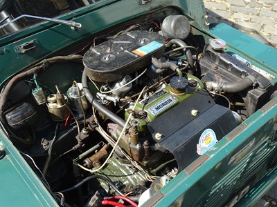 Lot 1966 Morris Mini Moke
