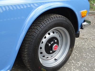 Lot 311 - 1975 Triumph TR6