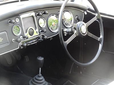 Lot 1962 MG A 1600 MKII Roadster