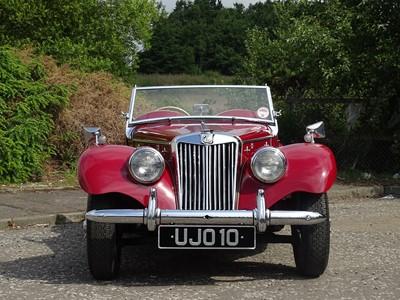 Lot 342 - 1953 MG TF