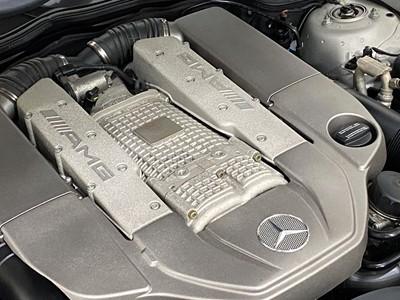 Lot 66 - 2002 Mercedes-Benz SL55 AMG