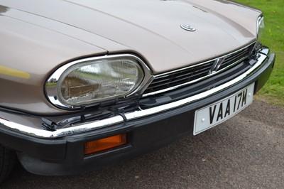 Lot 1984 Jaguar XJ-S 5.3 HE