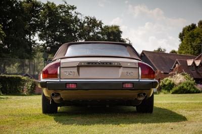 Lot 39 - 1984 Jaguar XJ-SC 3.6 Burberry Special Edition