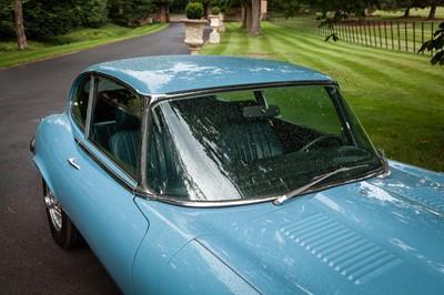 Lot 40 - 1971 Jaguar E-Type V12 Coupe