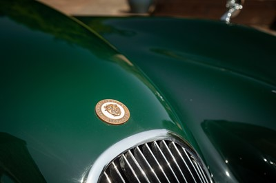 Lot 69 - 1953 Jaguar XK120 Drophead Coupe