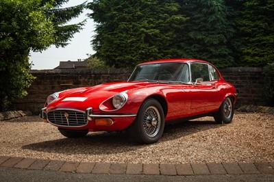 Lot 1973 Jaguar E-Type V12 Coupe