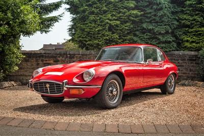 Lot 99 - 1973 Jaguar E-Type V12 Coupe