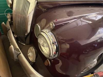 Lot 307 - 1955 Daimler Regency Mark II