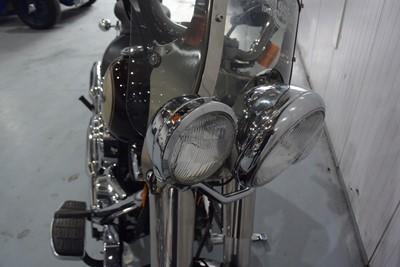 Lot 1998 Harley Davidson FLSTF  Fat Boy