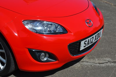 Lot 313 - 2012 Mazda MX-5 2.0i Sport Tech