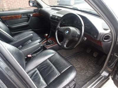 Lot 302 - 1994 BMW 525I SE